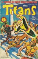 Grand Scan Titans n° 68